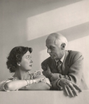 Dorothea Tanning and Max Ernst, Honolulu