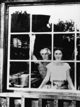 Dorothea Tanning and Max Ernst, Sedona, Arizona