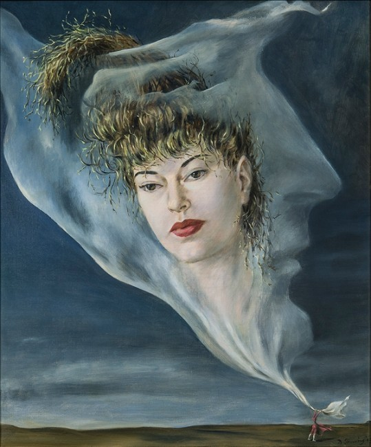 <i>Portrait of Muriel Levy</i>