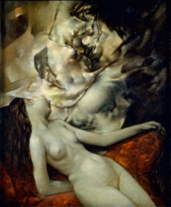 <i>Nue endormie (Sleeping Nude)</i>