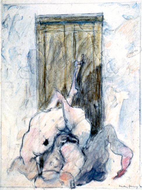 Study for  <i>Ouvre-toi (Open Sesame)</i>