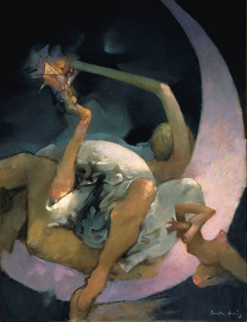 analysis of the work and life of dorothea tanning an american painter sculptor writer and poet