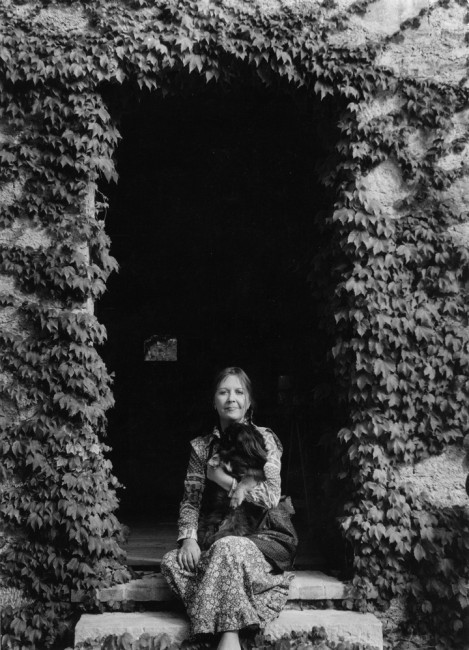 Dorothea Tanning in Seillans, France