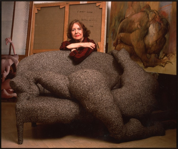 Dorothea Tanning, New York